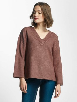 JACQUELINE de YONG Sweat & Pull jdyDuo V-Neck rose