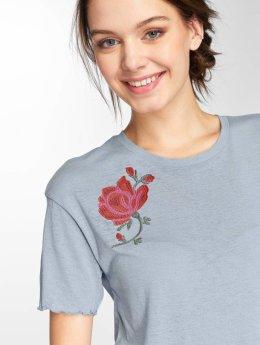 JACQUELINE de YONG T-Shirt jdyClaire blau