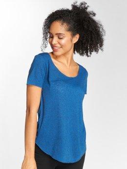 JACQUELINE de YONG T-Shirt jdylLinette blau