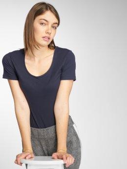 JACQUELINE de YONG T-Shirt jdyAva bleu
