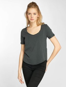 JACQUELINE de YONG t-shirt jdyBerry grijs