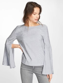 JACQUELINE de YONG T-Shirt manches longues jdyBeach  bleu