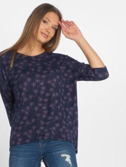 JACQUELINE de YONG T-Shirt manches longues jdyNew Winner 3/4 bleu