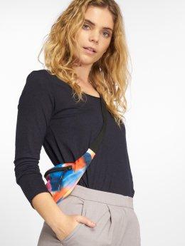 JACQUELINE de YONG T-Shirt manches longues jdyLinette bleu