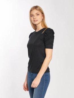 JACQUELINE de YONG T-Shirt manches longues jdyFanny 2/4 Puff Sleeve noir