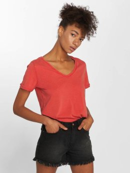 JACQUELINE de YONG T-shirt jdyDarry röd