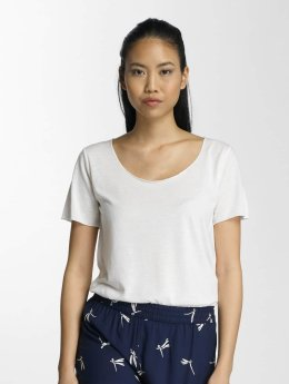 JACQUELINE de YONG T-Shirt jdyLinette weiß