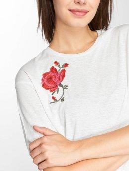 JACQUELINE de YONG t-shirt jdyClaire  wit