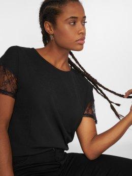 JACQUELINE de YONG t-shirt jdyApple zwart