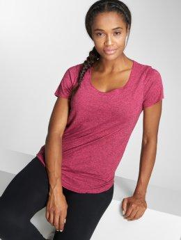 JACQUELINE de YONG T-skjorter jdyLinette lyserosa