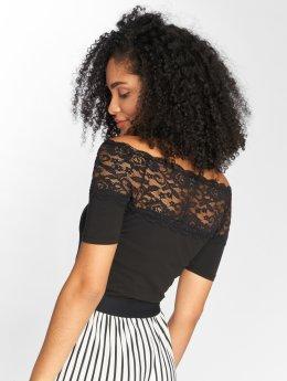 JACQUELINE de YONG T-skjorter jdyDomino svart