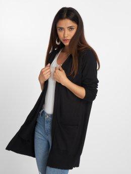 JACQUELINE de YONG vest jdyDay zwart