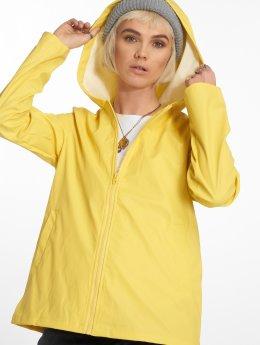 JACQUELINE de YONG Veste mi-saison légère jdyDulce jaune