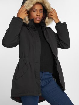 JACQUELINE de YONG Winter Jacket jdyStar New Fall black