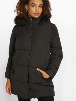 JACQUELINE de YONG Winter Jacket jdyElma black