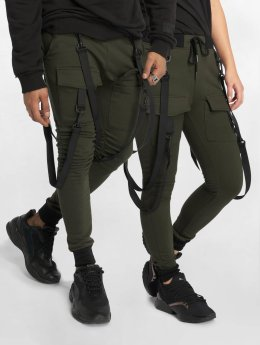 John H Спортивные брюки Cords зеленый