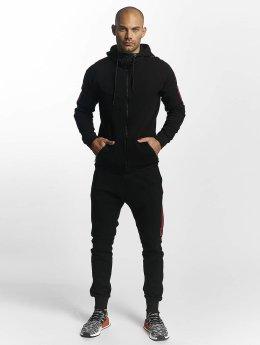 John H Anzug Rocket schwarz