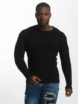 John H Pullover Knit schwarz
