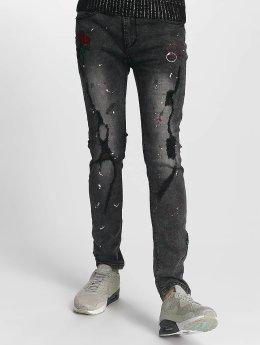 John H Straight Fit Jeans Rose gray