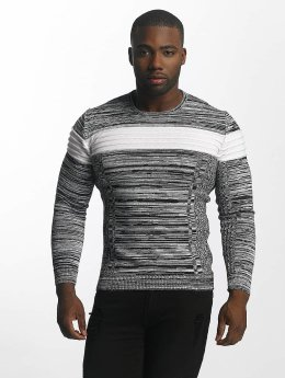 John H Sweat & Pull Knit gris