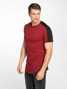 John H T-Shirt Jonas rouge