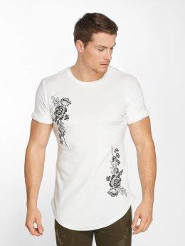 John H t-shirt Velvet wit