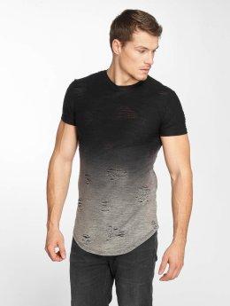 John H t-shirt Jucki zwart