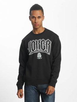 Joker Пуловер Jokes черный