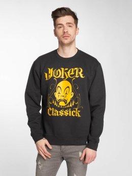 Joker Пуловер Classick Clown черный