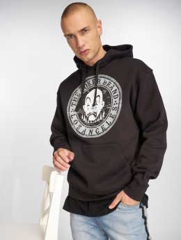 Joker Hoody Clown Logo schwarz