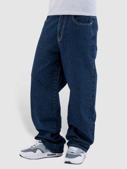 Joker Spodnie Baggy Oriol Basic niebieski