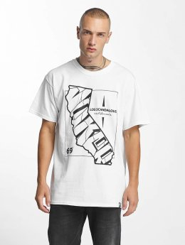 Joker T-paidat Cali valkoinen