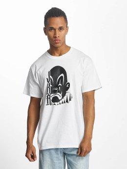 Joker T-paidat Clown valkoinen