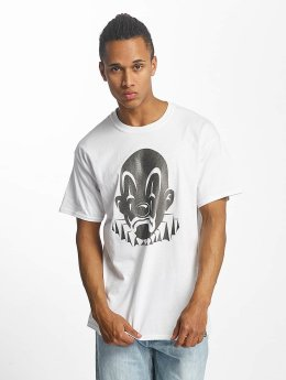 Joker T-Shirt Basic Clown blanc