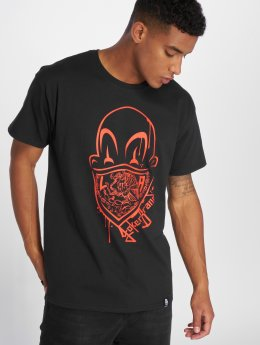 Joker T-shirt Clown Brand nero
