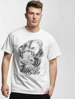 Joker T-Shirt Love weiß