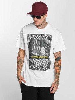 Joker T-Shirt Bullet weiß