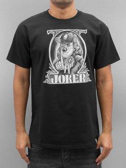 Joker t-shirt Ben Baller zwart