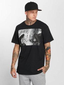 Joker t-shirt Tattoo zwart