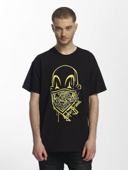 Joker Clown Brand T-Shirt Black/Yellow