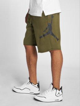 Jordan Šortky Sportswear Jumpman Air Shorts olivový