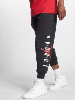 Jordan Спортивные брюки Jumpman Air Graphic Fleece черный