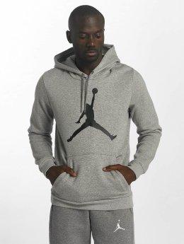 Jordan Толстовка Jumpman Air серый