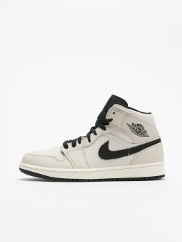 Jordan Baskets Air 1 Mid Se beige