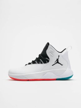 Jordan Baskets Super.fly Mvp blanc