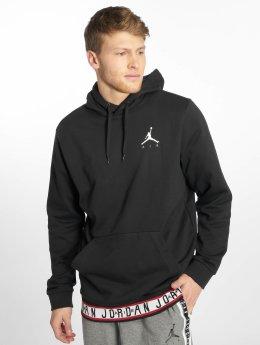 Jordan Bluzy z kapturem Jumpman Air Hbr czarny