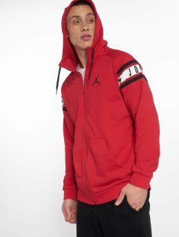 Jordan Chaqueta de entretiempo Jumpman Air Hbr Transition rojo
