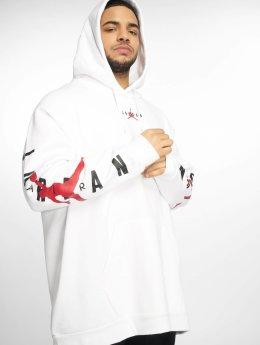 Jordan Hoodie Jumpman Air white