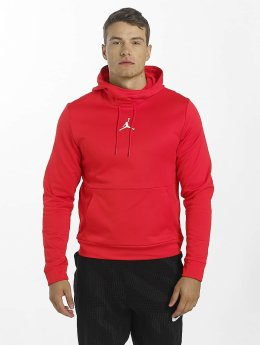 Jordan Hoody Therma 23 Alpha Training rot