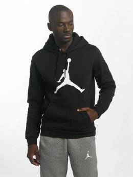 Jordan Hupparit Flight Fleece Jumpman Air musta